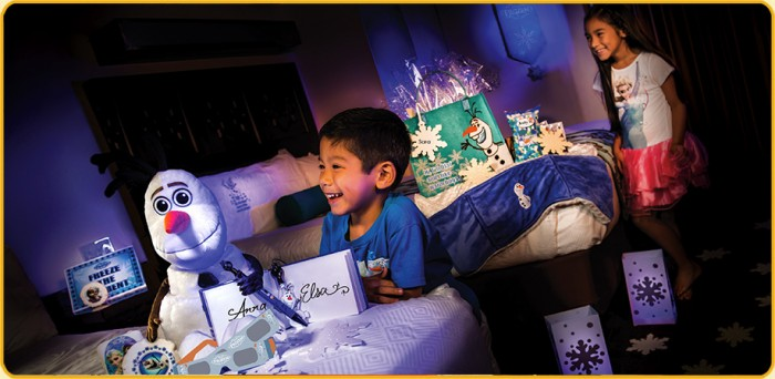What Are Quot In Room Celebrations Quot At The Walt Disney World