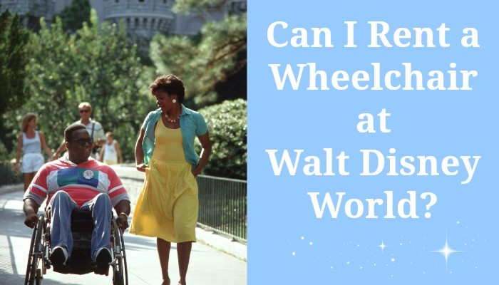 Can i rent a wheelchair or motorized chair at disney world for Disney world motorized scooter rental