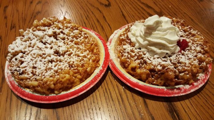 Disney World Dining Plan Can You Get Funnel Cake