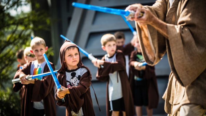 Jedi Training Academy