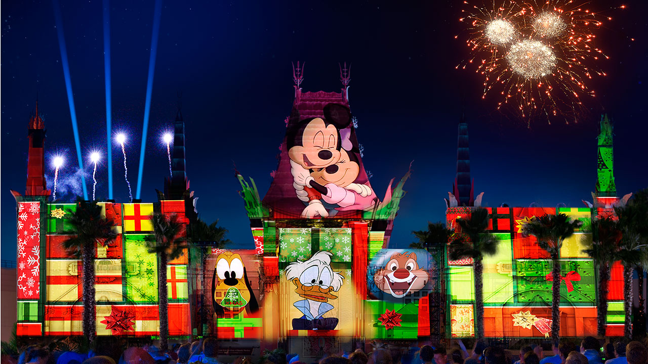 No christmas decorations until after thanksgiving - 7 Reasons Why We Re Already Excited For Christmas 2017 At Walt Disney World