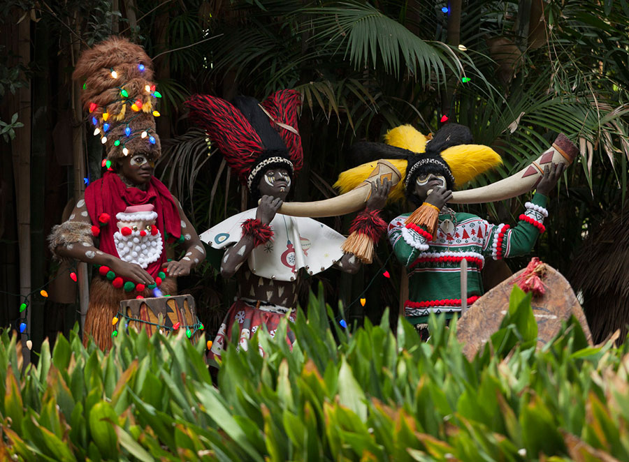 8 Things To Love About Disney World During The Holiday Season