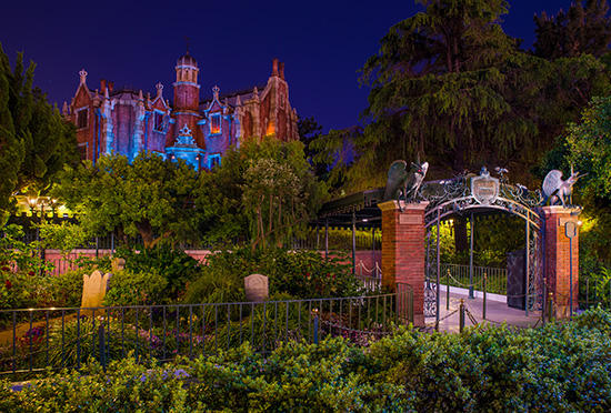 13 Haunted Mansion