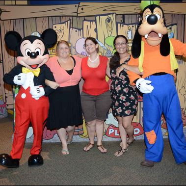 chase disney character meet and greet