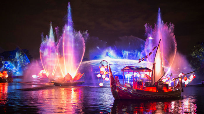 12 Attractions Disney World