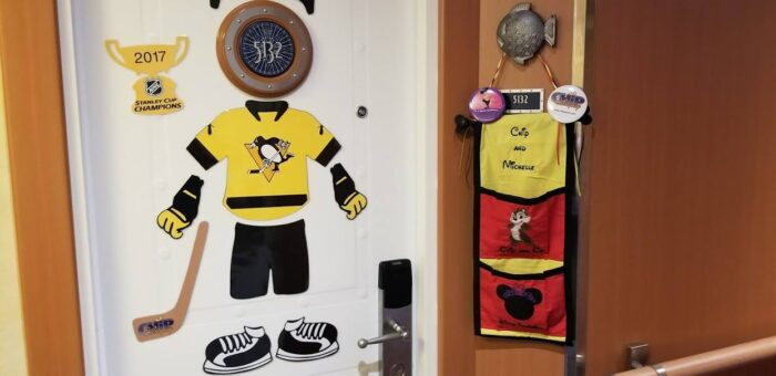 Can I Decorate My Stateroom Door Aboard Disney Cruise Lines or Hang Items Over the Doors? & Can I Decorate My Stateroom Door Aboard Disney Cruise Lines or ... Pezcame.Com