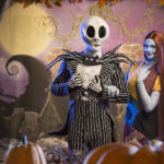 Characters at Mickey's Not So-Scary Halloween Party