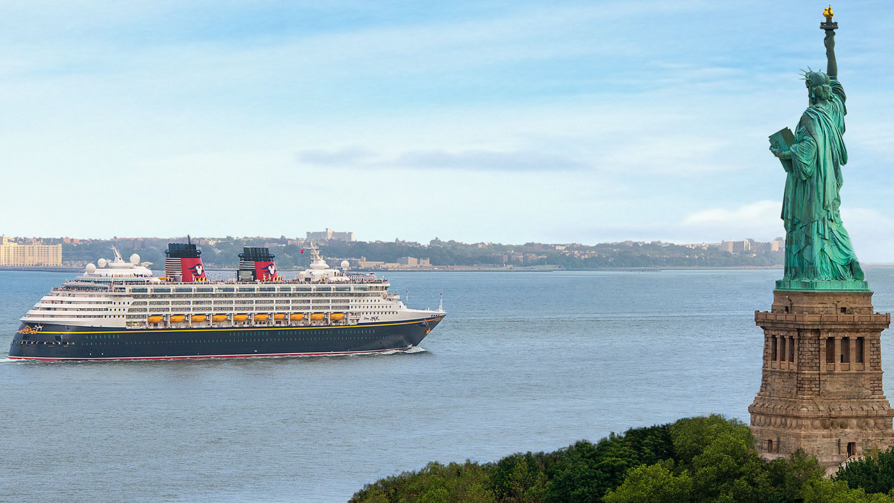 5 Reasons Why We're In Love With Disney Magic's New York