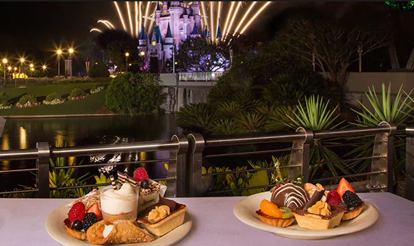 Your Guide To Walt Disney World S 9 Dessert Party Offerings