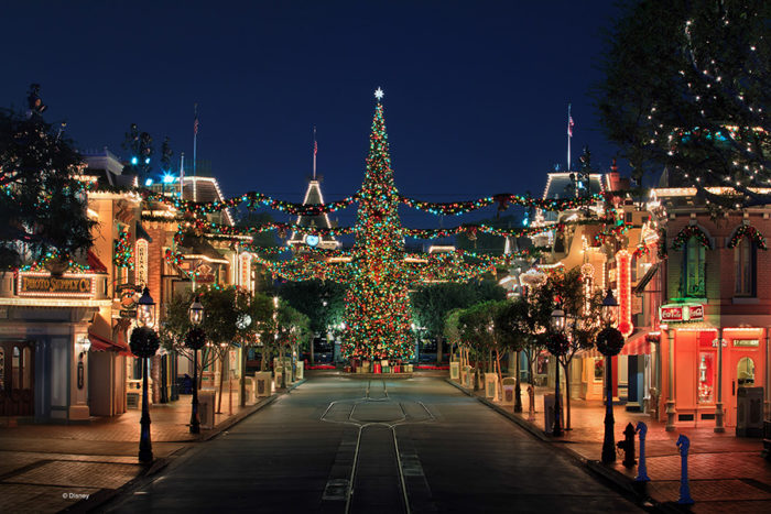 main street usa disneyland if youve been on a destination christmas to disneyland then you know that you dont feel like youve truely arrived until